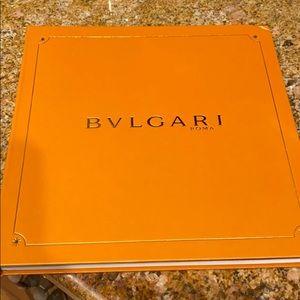Bvlgari book